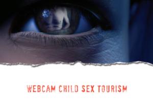 webcam child sex tourism