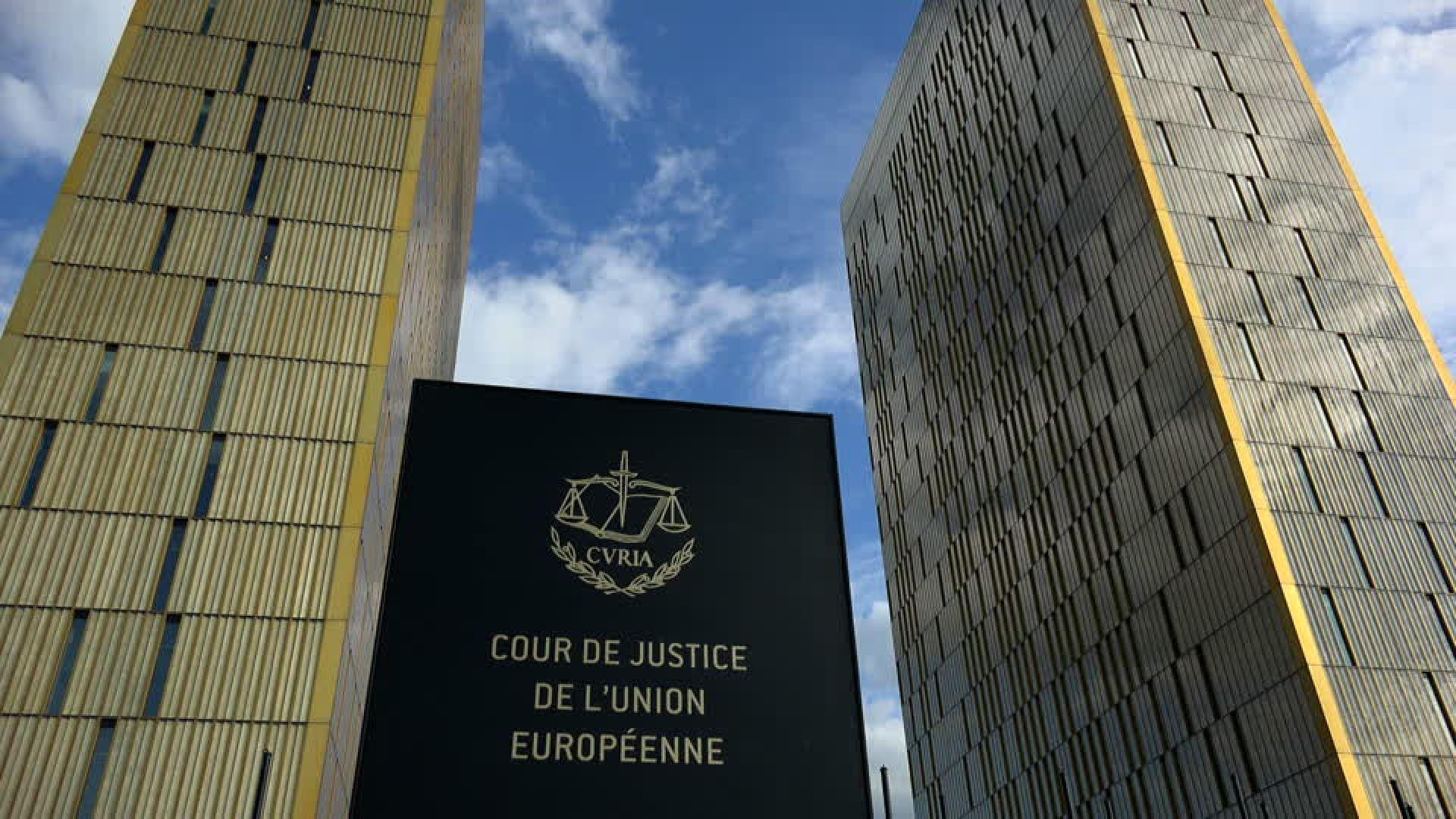 La Corte di giustizia dell UE blocca accordo con il Canada parere 26 Luglio 2017