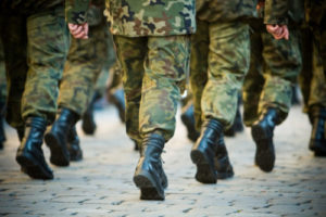 destituzione militari