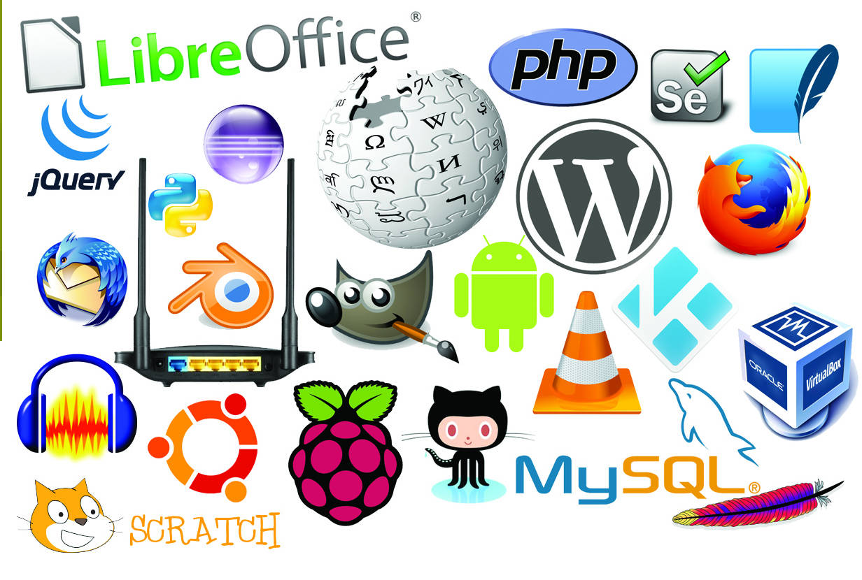 Free logo design software open source